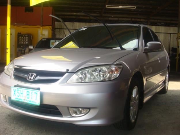 Honda Civic 1.6 16VTi