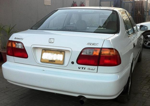 Honda Civic 1.6 16VTi