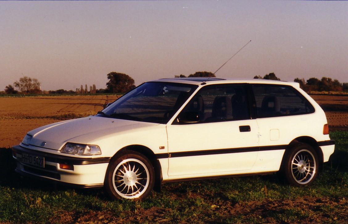 Honda Civic 1.6 i 16V