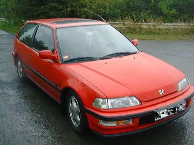 Honda Civic 1.6 i 16V AT