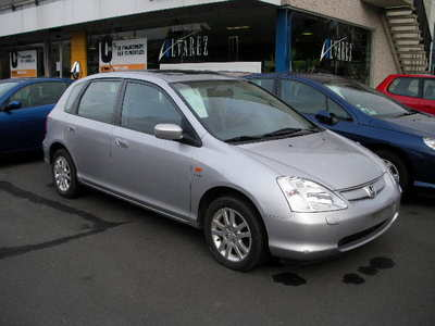 Honda Civic 1.6i 16V