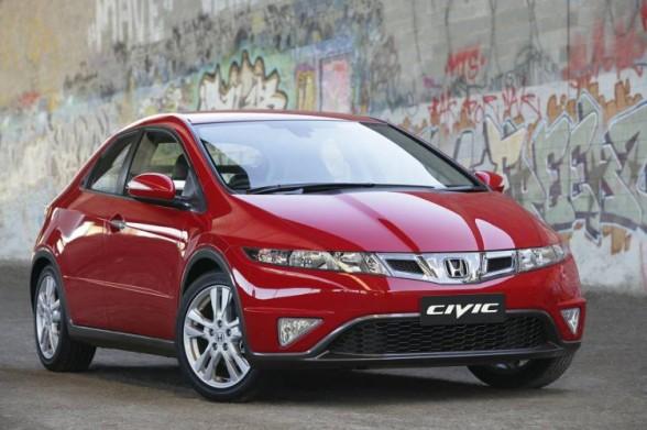 Honda Civic 1.8 i-VTEC AT