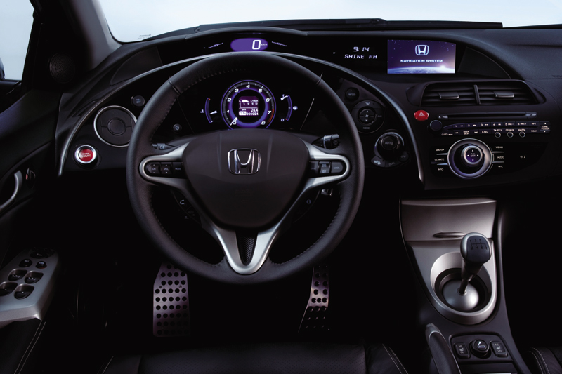 Honda Civic 2.2 i-CTDi Type S
