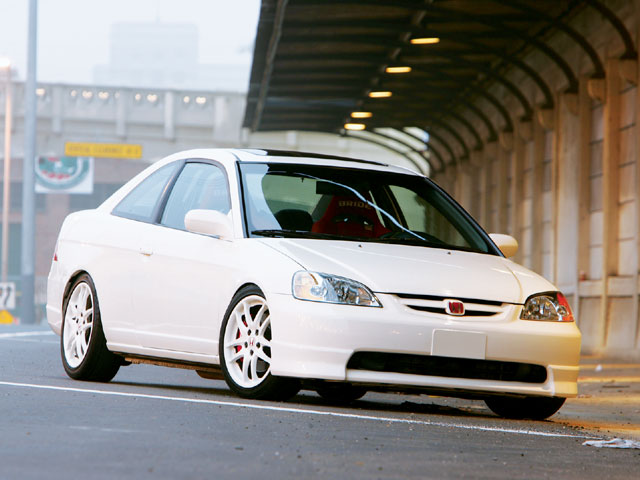 Honda Civic Coupe EX Automatic