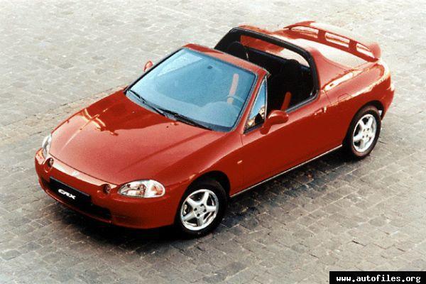 Honda Civic CRX ESi