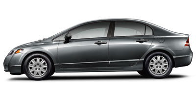 Honda Civic DX-VP