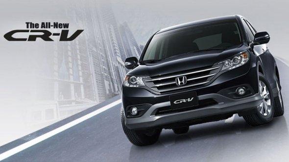 Honda CR-V 2.4 EX 4x4 Automatic