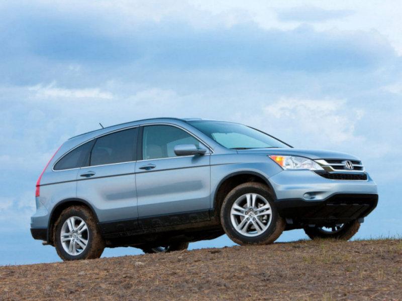 Honda CR-V 2.4 161hp MT