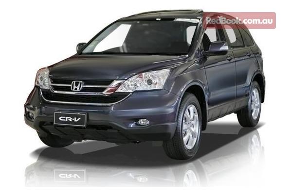 Honda CR-V 2.4 AT Sport