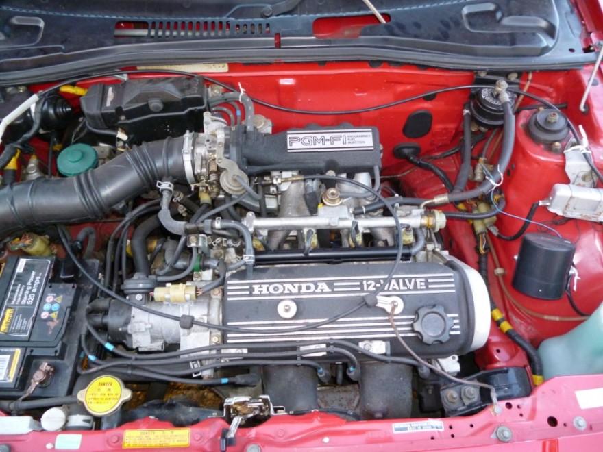 Honda CRX 1.5 i (AF)