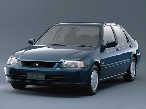 Honda Domani 1.6 16V AT