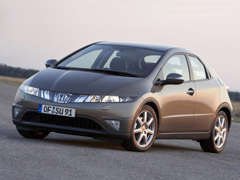 Honda Domani 1.8 16V AT