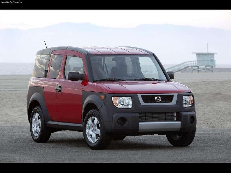 Honda Element 2.4 i 16V