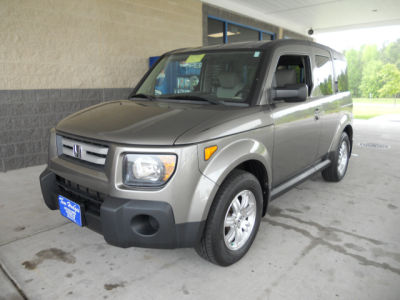 Honda Element 2.4L I4 4WD AT