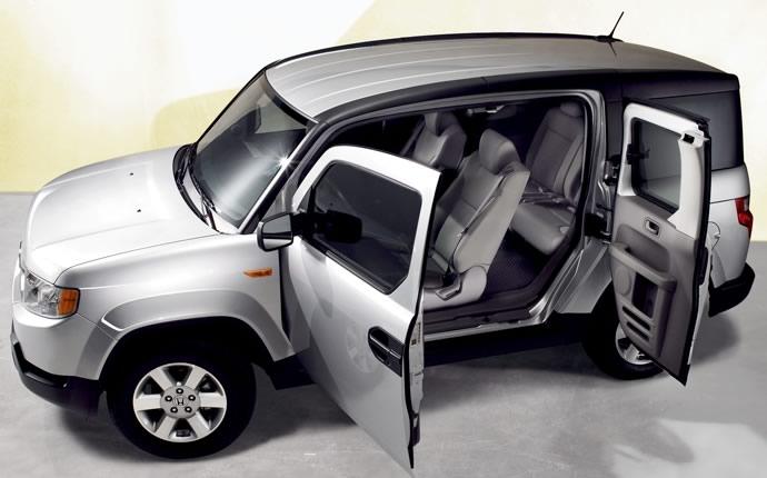 Honda Element EX AWD Automatic