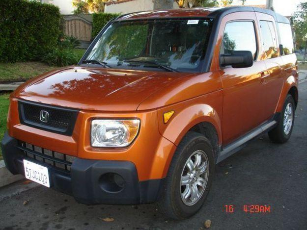 Honda Element EX-P 4WD Automatic
