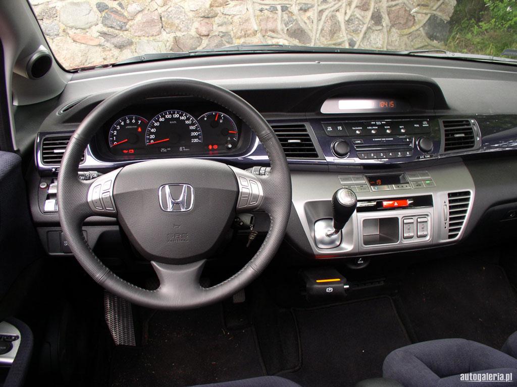 Honda FR-V 1.8