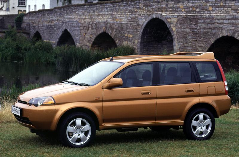 Honda HR-V 1.6i 4WD