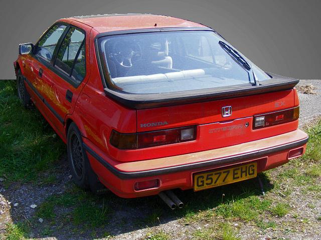 Honda Integra EX-16
