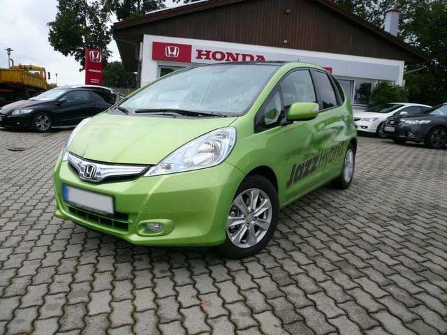 Honda Jazz 1.3-DSI i-VTEC