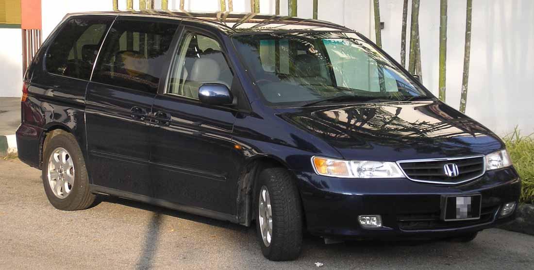 Honda Lagreat 3.5 i V6 24V