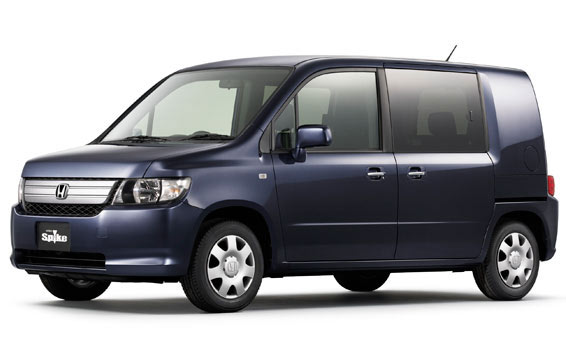 Honda Mobilio 1.5 i 4WD