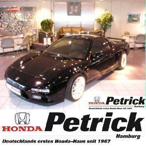 Honda NSX-T 3.2i V6