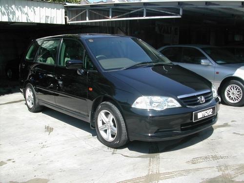 Honda Odyssey 2.3