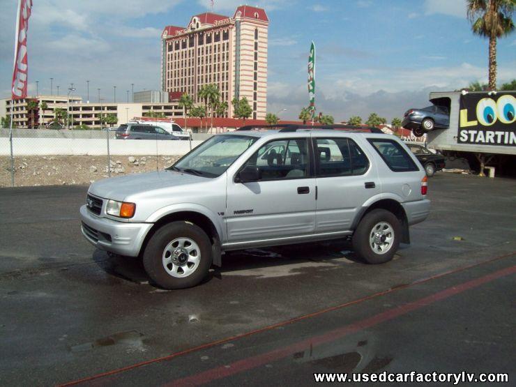 Honda Passport 3.2 i V6 24V MT