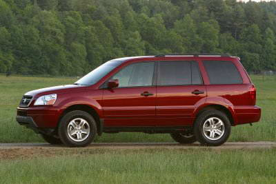 Honda Pilot 3.5 243hp AT