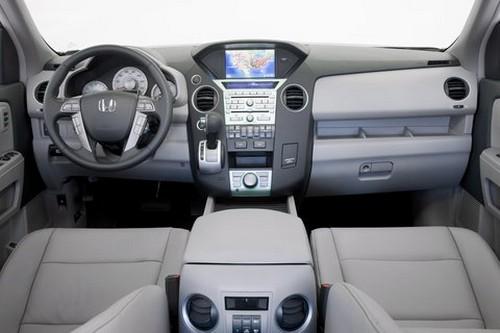 Honda Pilot Touring Automatic