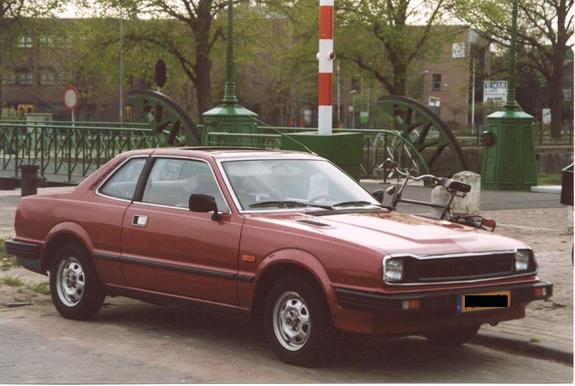 Honda Prelude 1.6