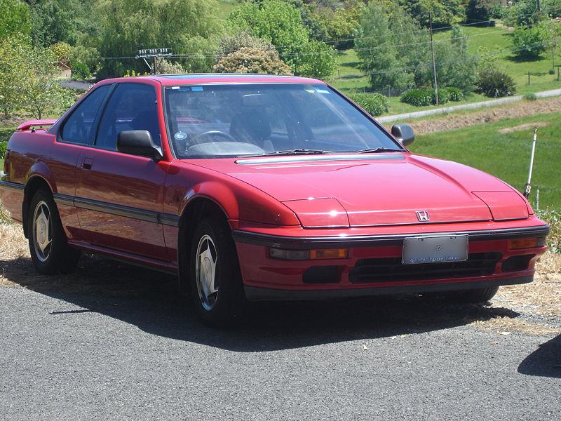 Honda Prelude 2.0