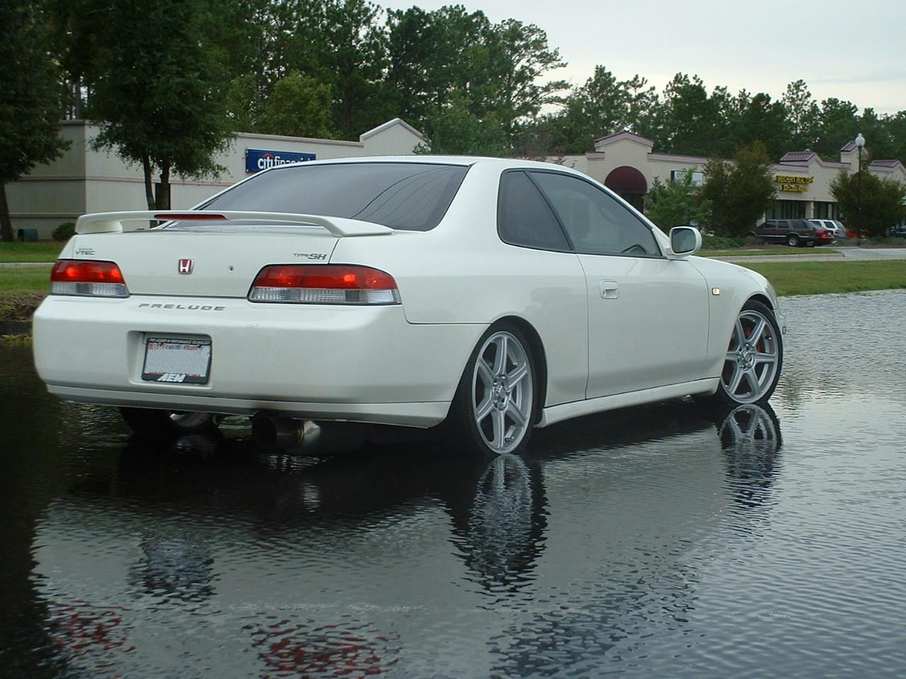 Honda Prelude SH