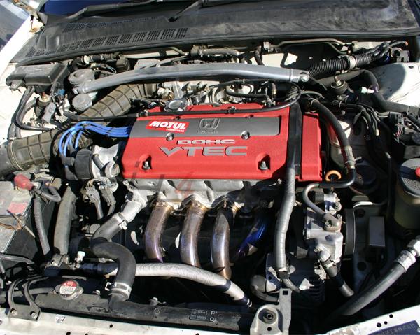 Honda Prelude VTEC