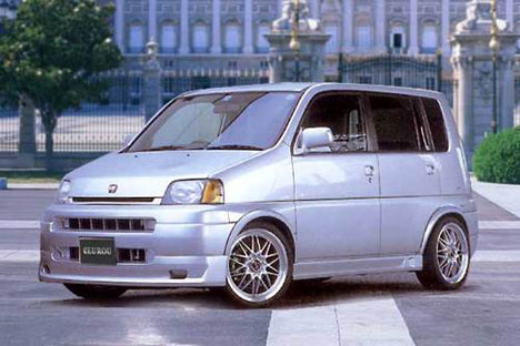 Honda SM-X 2.0 i 16V