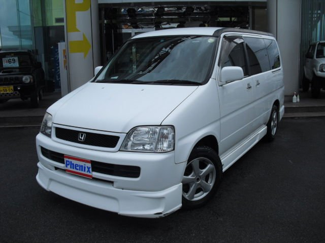 Honda Step Wwagon 2.0
