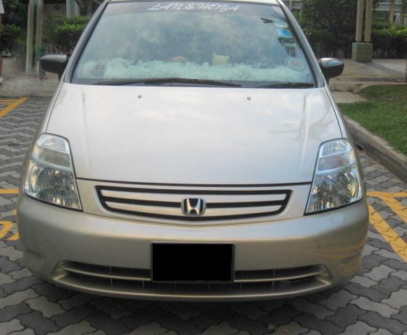 Honda Stream 1.7 i