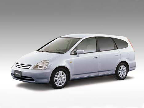 Honda Stream 2.0 i 4WD AT