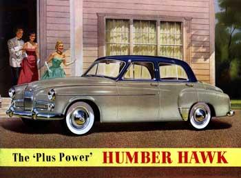 Humber Hawk