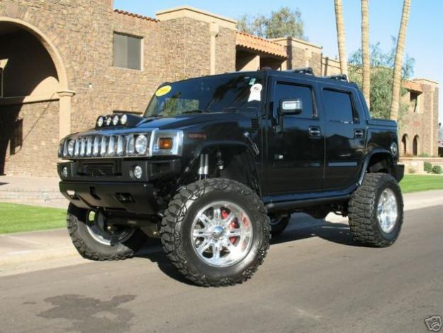 Hummer H2 SUT