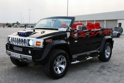 Hummer H2 SUT Luxury
