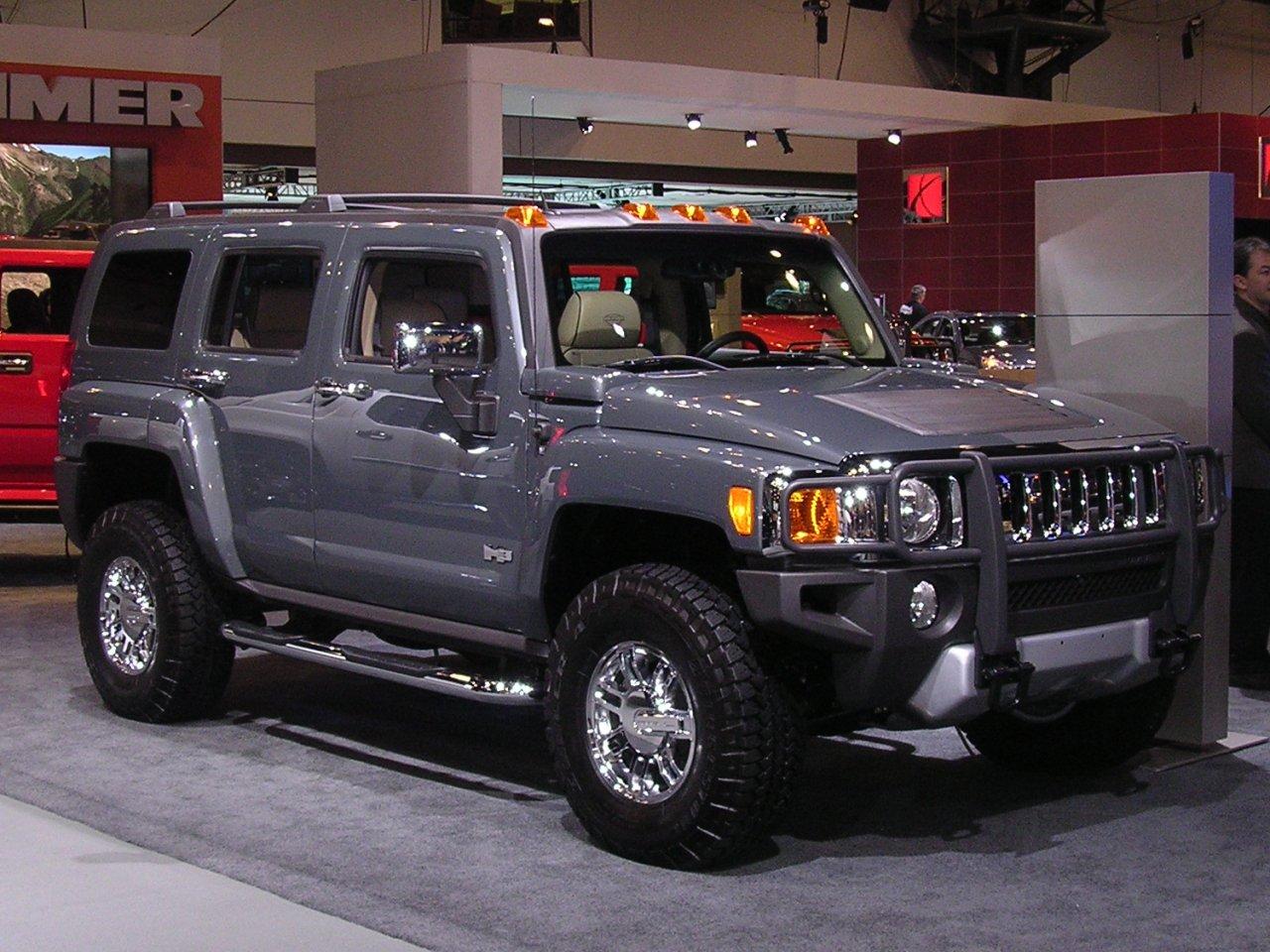 Hummer H3 Alpha
