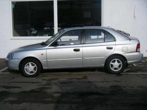 Hyundai Accent 1.5 CDX