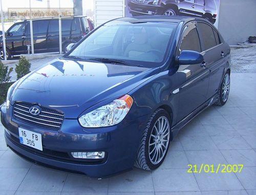 Hyundai Accent 1.5 CRDi