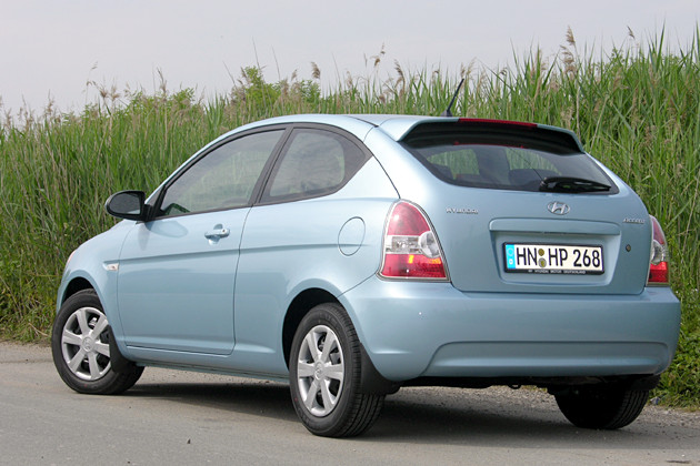 Hyundai Accent 1.5 CRDi GLS