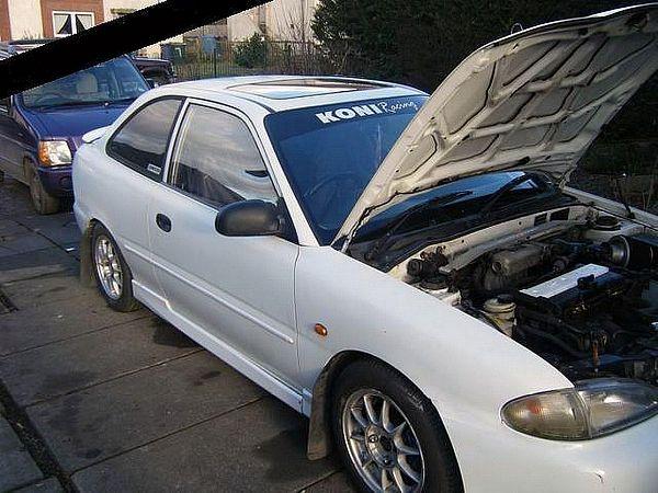 Hyundai Accent 1.5 MVi