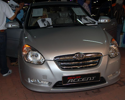 Hyundai Accent 1.5 102hp AT AT4