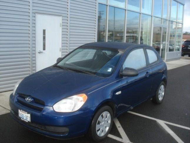Hyundai Accent Blue GS