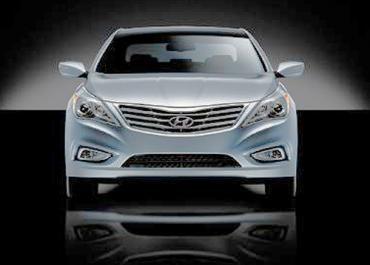 Hyundai Azera 3.3